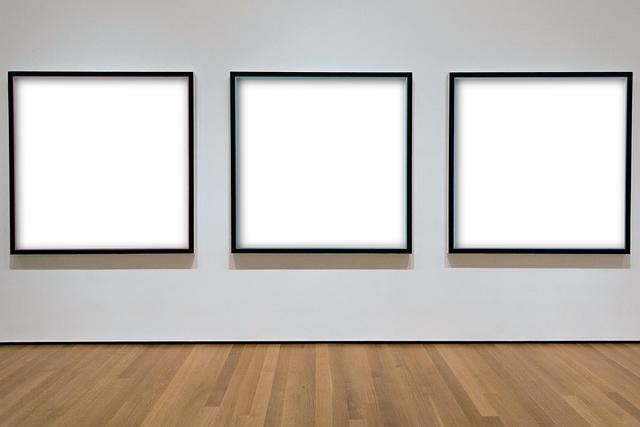 展覧会・ギャラリーでの展示方法の違い